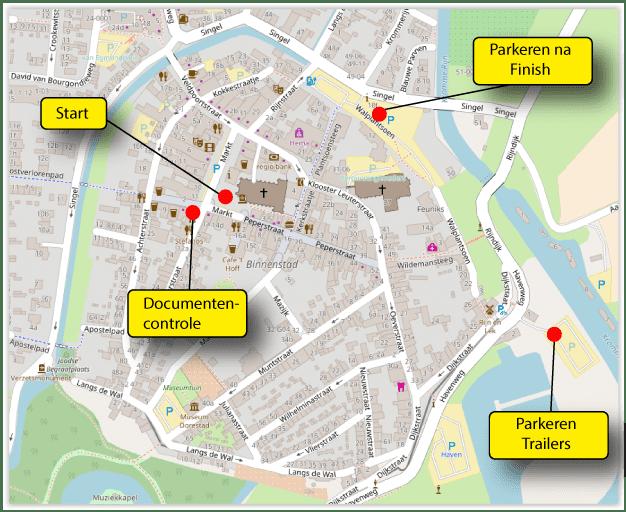 Locatie in Wijk bij Duurstede